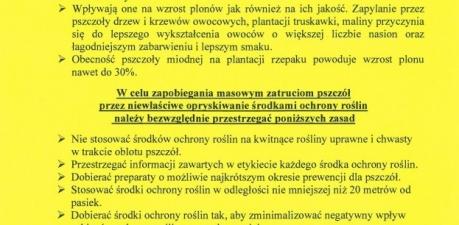 Komunikat Wojewódzkiego Inspektora Ochrony Roślin i Nasiennictwa w Lublinie